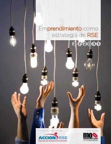 Emprendimiento como estrategia de RSE - Mapeo de Promotores ...