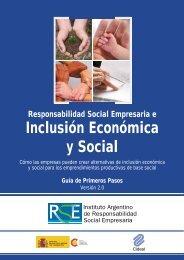 Inclusión Económica y Social - Instituto Argentino de ...