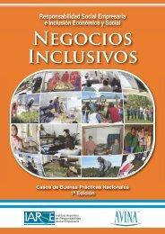 NEGOciOS INclUSivOS - Instituto Argentino de Responsabilidad ...