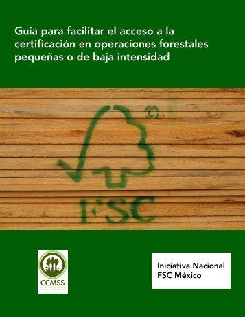 Guía para facilitar el acceso a la certificación en operaciones ...