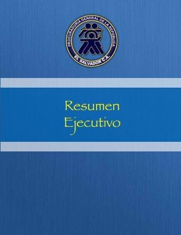 Resumen.pdf - Procuraduría General de la República de El Salvador