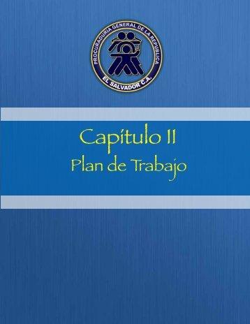 Capitulo II.pdf - Procuraduría General de la República de El Salvador
