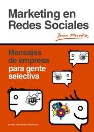 Marketing en Redes Sociales - Emprende Rural