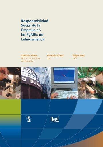Responsabilidad social de la empresa en las Pymes de Latinoamérica