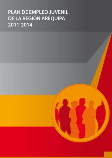 Enlace al documento final del Plan Regional de ... - conjoven - OIT