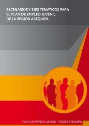 PLAN REGIONAL DE EMPLEO JUVENIL 2011-2014 ... - conjoven