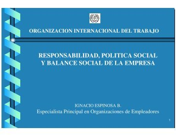 Descargar documento - oit-intranet