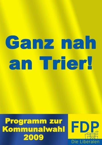 Ganz nah an Trier 2009