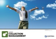 COLLECTION MANAGEMENT - Continia