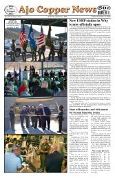 December 5, 2012 - Ajo Copper News