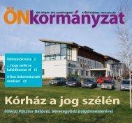 Önkormányzat 2012/Második negyedév - Sulinet