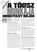 A TÖOSZ 2007. március 21-én megtartandó tiszt- újító ... - Page 5