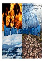 A négy fő elem szerepe, mint alternatív energiaforrás
