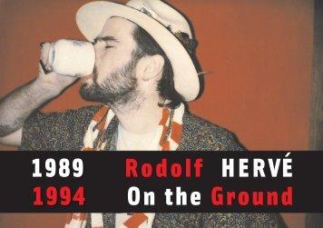 1989 1994 Rodolf Ground HERVÉ On the - Emlékpont