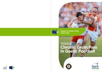 Chronic Groin Pain in Gaelic football - Killyclogher GAA