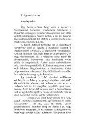 T. Ágoston László A csúnya cica Úgy hozta a Sors, hogy ezen a ...