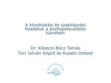 Köpeczi-Bócz Tamás - Suliszerviz Oktatási és Szakértői Iroda Kft ...