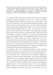 REZ Zehn italienische Lyrikerinnen der Renaissance - Georg Doerr