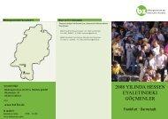 2008 yılında hessen eyaletındekı göçmenler - Bildungszentrum des ...