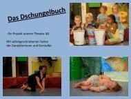 Das Dschungelbuch - Paula Fürst Schule
