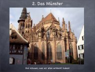 Münsterexkursion 2 - Paula Fürst Schule