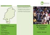 Integrationskurse für Zuwanderer in Hessen - Bildungszentrum des ...