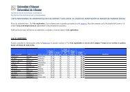 listas provisionales de admitidos, excluidos y lista de espera
