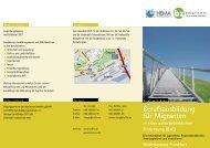Lehrgangsinformation als PDF-Datei - Bildungszentrum des ...