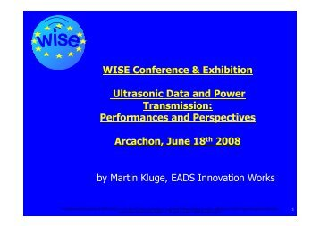 Performances and Perspectives - Integrated Wireless Sensing
