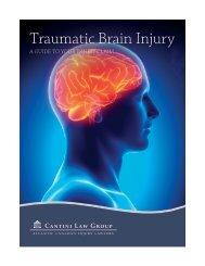 Traumatic Brain Injury - Cantini Law Group