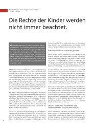 terra cognita 16/2010 - Schweizerische Beobachtungsstelle für Asyl