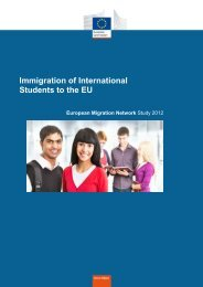 Immigration of International Students to the EU - Emnluxembourg.lu