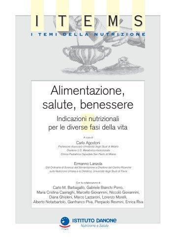 Alimentazione, salute, Benessere - Erboristeria