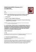 Vortragsreservierung - Paracelsus Messe - Page 2