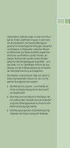 BILDunG FänGT VOR DER SCHuLE An! - Das ... - Page 6