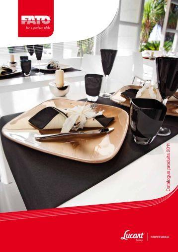 Catalogue produits 2011 - Fato