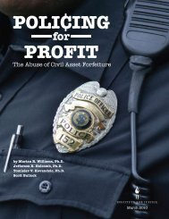 The Abuse of Civil Asset Forfeiture - War On Terror News