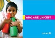 Introducing UNICEF long - UNICEF Ireland