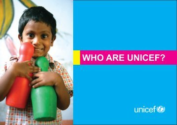Introducing UNICEF long - UNICEF Ireland
