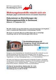 Exkursionen Dortmund - über den Verein