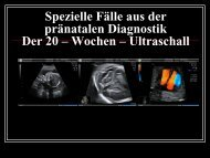 Fetale Echokardiografie Häufigkeit