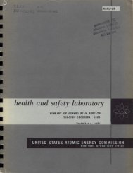 health and safety laboratory - Digital Collections