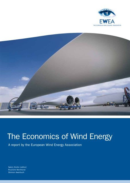 The Economics of Wind Energy - European Wind Energy Association