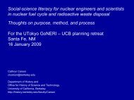 slides - University of California, Berkeley
