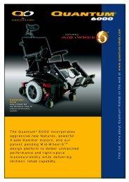 Brochure Q6000 - Aidacare