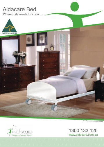 Aidacare Bed