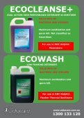 chemicals & wipes - Aidacare - Page 2