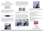 User Manual Standing Sling with Buckle - Aidacare