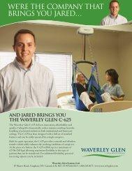 Bariatric Ceiling Hoist Brochure - Aidacare
