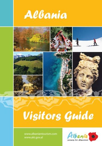 Visitors Guide Albania - AIDA